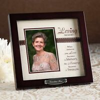 in Loving Memory Wedding Frame + Option To Personalize