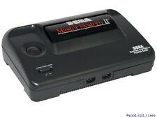 ## neuwertige SEGA Master System 2 Konsole + Pad + Sonic 1 + orig. Anschlüsse ##