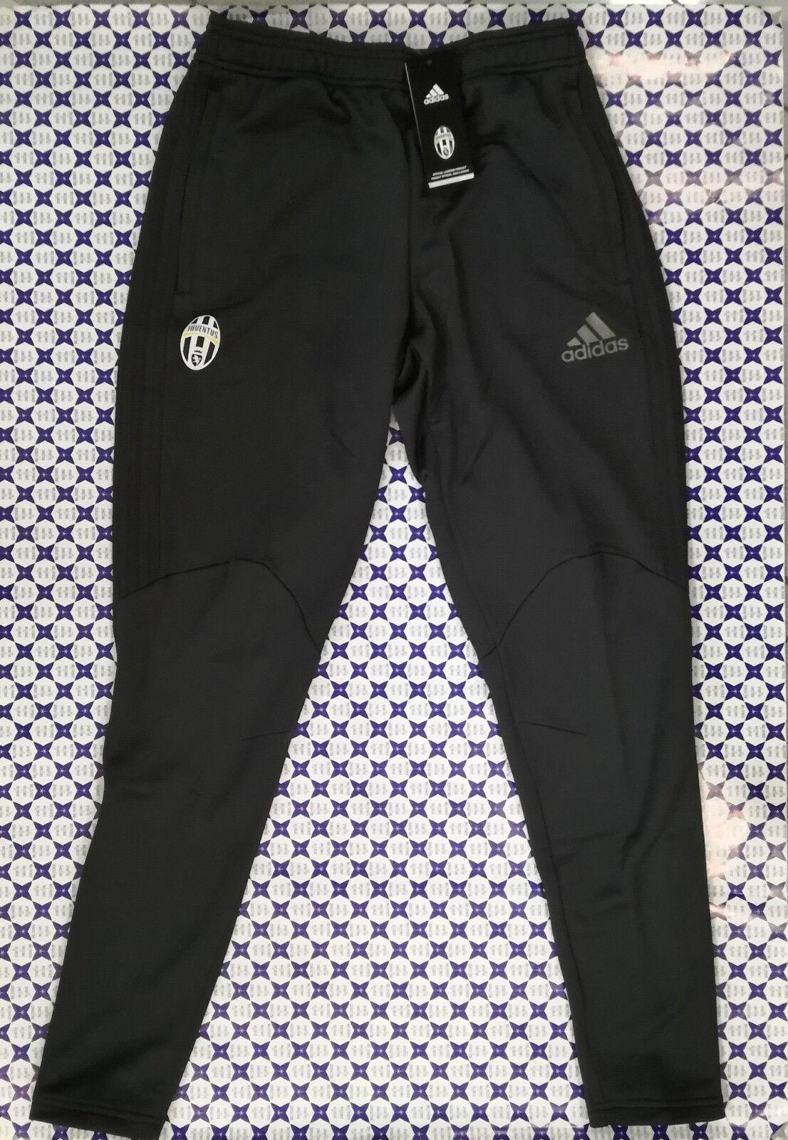 Adidas Pantalone Acetato Juventus Presentazione 2016 2017 Ufficiale Juve AP8218