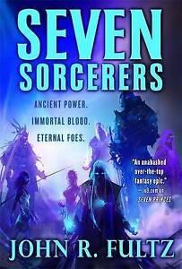 Seven-Sorcerers-Books-of-the-Shaper-Volume-3-Fultz-John-R-New-condition-B
