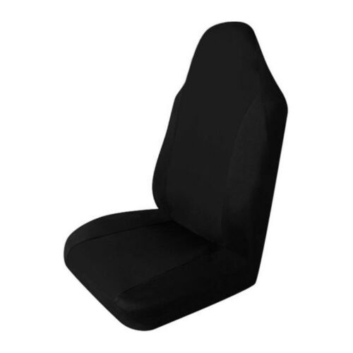 Universal Car Seat Covers Front Rear Head Rests Full Set Auto Seat Cover Top US