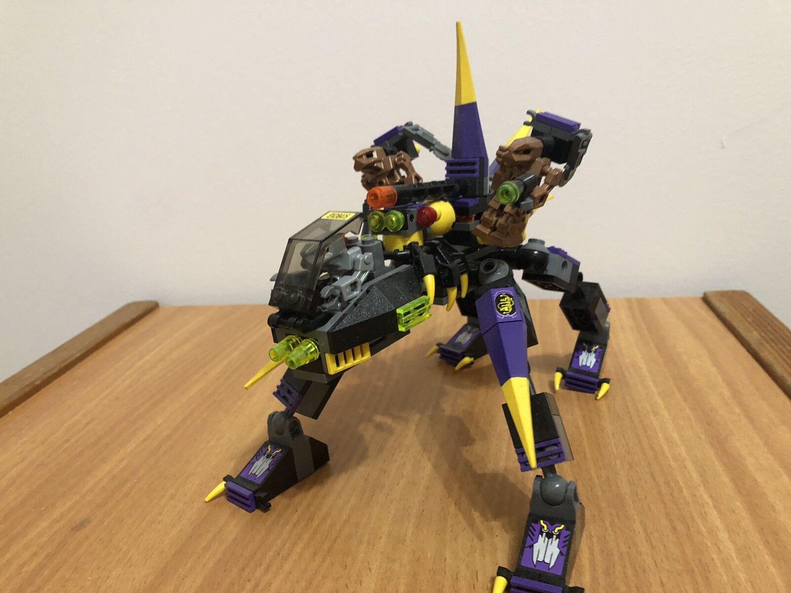 Lego EXO FORCE Dark Panther 8115