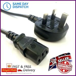 Stupendous Studio Monitor Speaker Power Cable Mains Cord Wire Kettle Lead Uk Wiring Cloud Strefoxcilixyz