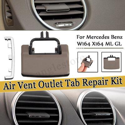A//C Air Vent Lüftungsgitter Luftdüse Lüftungsdüse für Benz W204 C260 C300
