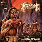 Savage Land (Black Vinyl+MP3) von Gruesome (2015)
