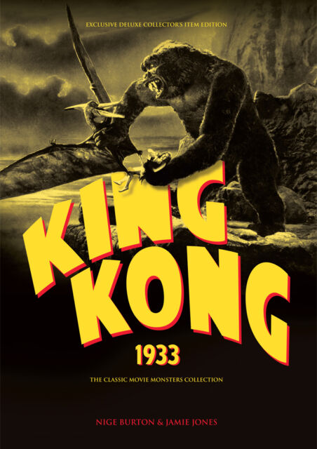King Kong 1933 Ultimate Guide Classic Horror Movie Magazine