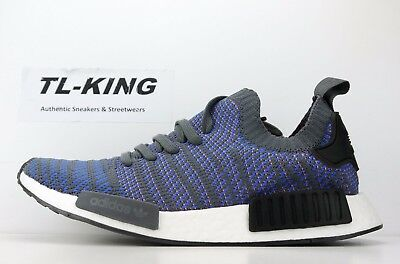 adidas Originals NMD R1 STLT PK Sneakers BlueBlack