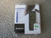 Brand Sony Icd-ux81 2gb (575 Hours) Digital Voice Recorder Black With Mp3
