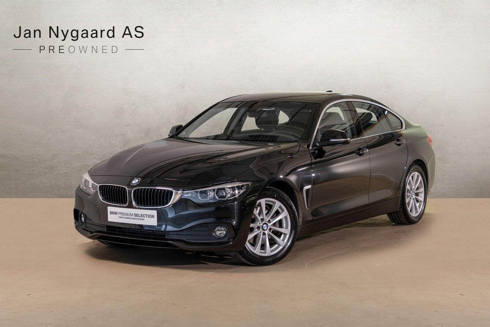 BMW 420d 2,0 Gran Coupé Executive aut. 5d