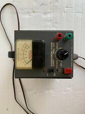 Eico Dc Power Supply