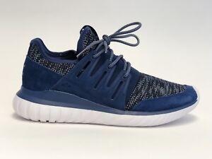 online store 52a5e b81bc La foto se está cargando Adidas-Tubular-Low-Top-Azul-Talla-8-Nuevo