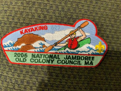 MINT 2005 JSP Old Colony Council Kayaking