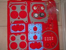 Holley 4165 Series Carb Rebuild Kit For 650-800 CFM -DP- Spread Bore - Internal