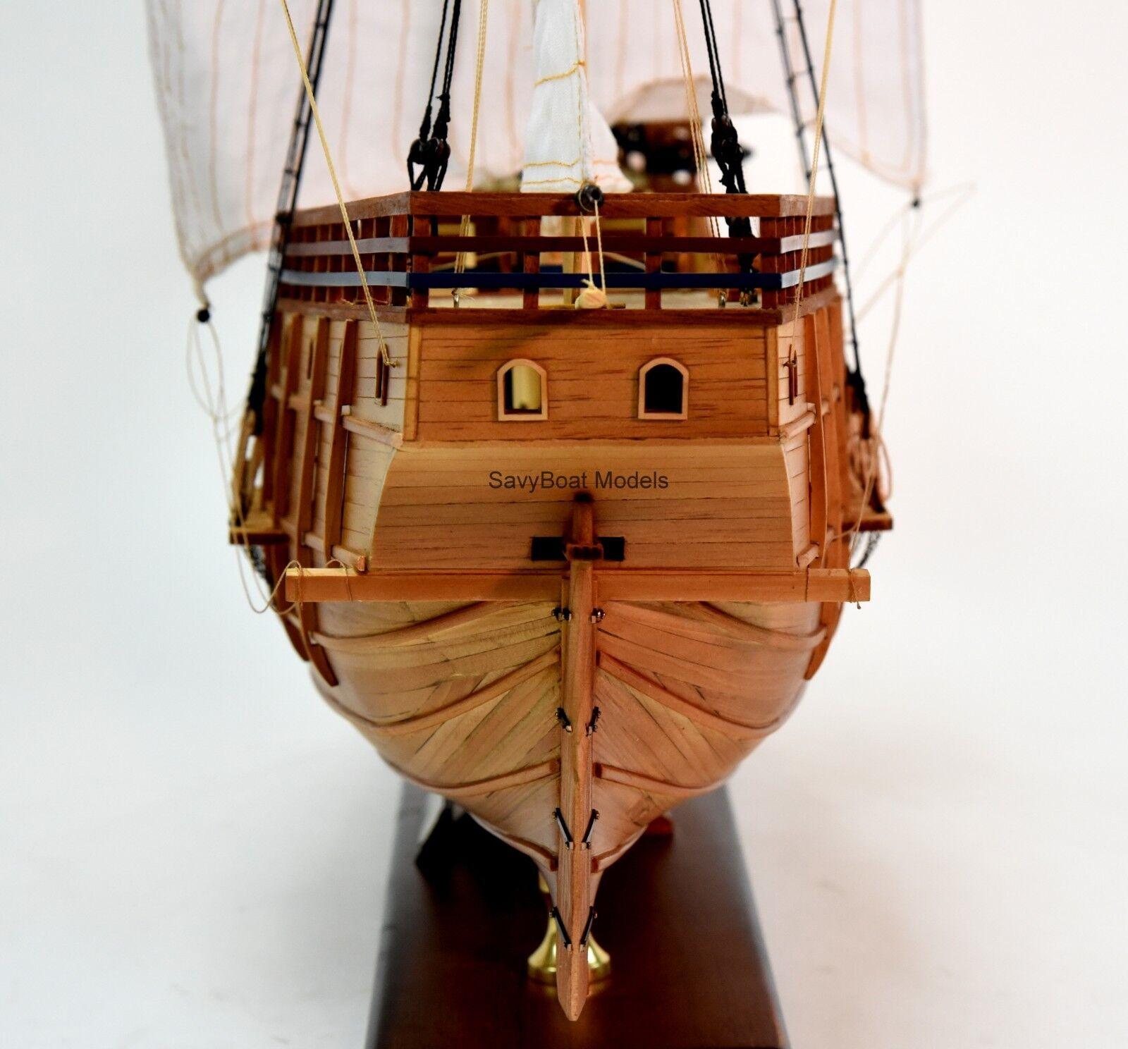 la legno nave di legno la alta matthew a mano modello 32
