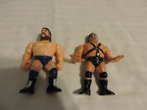 RARE WWE HACKSAW JIM DUGGAN MATTEL SUMMERSLAM SERIES WRESTLING FIGURE