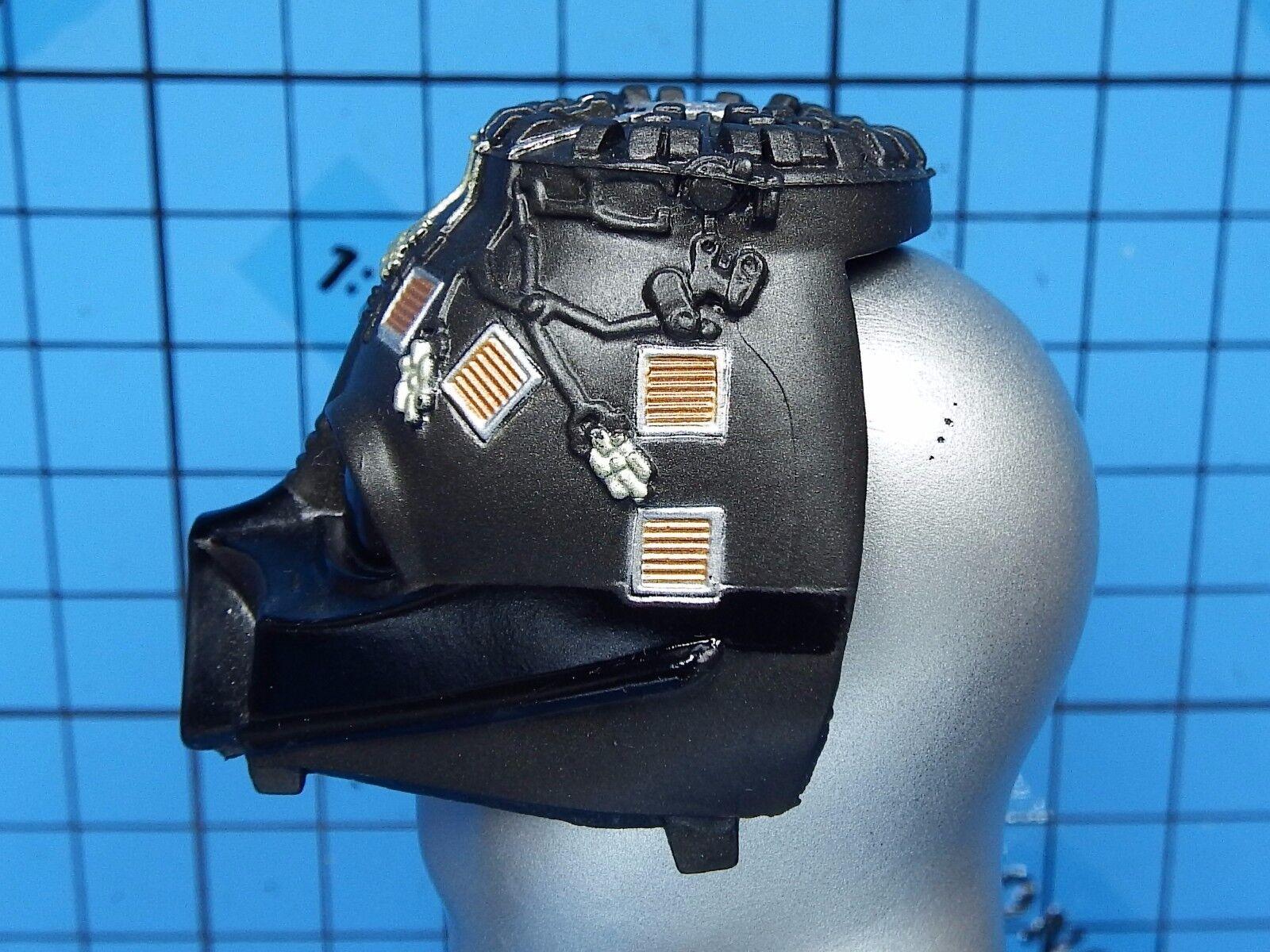 Medicom 1 6 Star Wars Darth Vader 1.0 1.0 1.0 Figure - Helmet Face Mask 6ec240