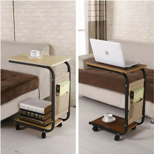living room magazine holder living room sofa side end snack coffee table stand tray 15438