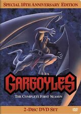 GARGOYLES THE COMPLETE FIRST SEASON 1 New Sealed 2 DVD Set
