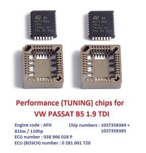 ChipPower Centralina Aggiuntiva PDd per PASSAT B5 1.9 TDI 96 kW 130 CV 2000-2005 Power Chip Tuning Box Diesel
