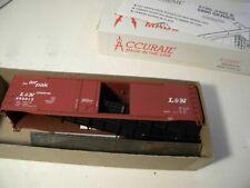 40/' AAR SD Steel Box Accurail HO #3502.1 rd 48659 NP