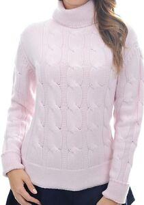 per donna Xs Dolcevita Maglione filamento modello Balldiri con 12 Cashmere rosa 100 7qw1xI