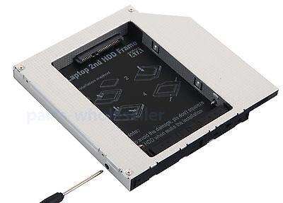2nd PATA IDE HD Hard Drive HDD SSD Caddy Adapter for Mac mini mid 2007 CW-8124-B