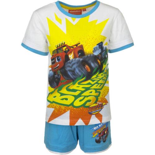 Boys Girls Kids Disney 2 Piece Summer Set T-shirt Top /& Shorts Age 3-10 Years