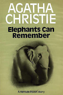Christie, Agatha  Elephants Can Remember Book