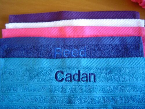 Personalised Face Cloth//Flannel