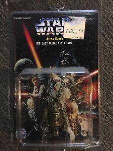 Star-Wars-Artoo-Detoo-R2-D2-Die-Cast-Metal-Keychain