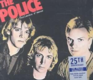 THE-POLICE-OUTLANDOS-D-039-AMOUR-REMASTER-NEW-CD