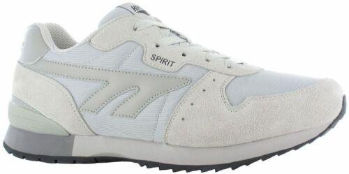 Hi-Tec Spirit Da Uomo Pelle Scamosciata SHADOW Sport Scarpe da ginnastica UK7-15