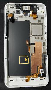 BlackBerry-Z10-4G-Cellphone-LCD-Screen-Digitizer-Assembly-Mid-Frame-White
