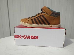 Herren Details Neu Swiss 40 Schuhe K 39 Zu Winter Braun Hoch Sneaker QxBWrdCoe