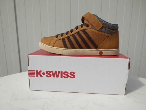 K-SWISS Herren Schuhe Winter Hoch  Sneaker braun  39 40  Winter  NEU