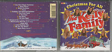 "THE KELLY FAMILY  ""Christmas For All""  CD 1994 NEU/NEW"