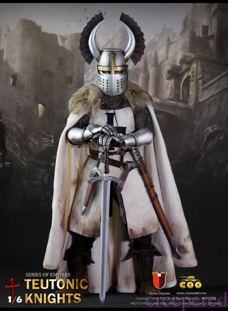 COOMODEL 16 NO.SE001 serie de los imperios de los Caballeros Teutónicos en Stock