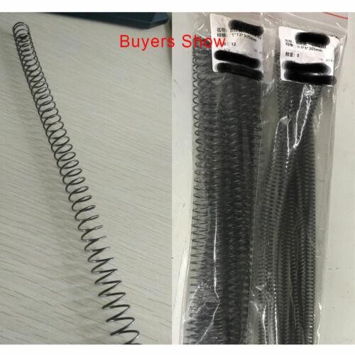 1.5-1.8mm Compression Spring Mn Steel Pressure Springs Various 110-150mm Long