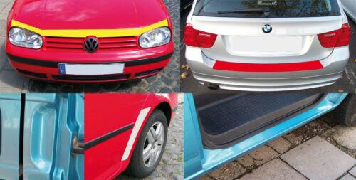 transparent für alle Fahrzeuge 150 x 10 cm Lackschutzfolie Ladekante universal
