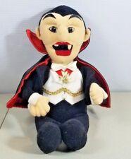 "Universal Monstros 9/"" Drácula Cvs Coleção Plush ~ Stuffins ~ Halloween Brinquedo 1999"
