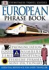 European Phrase Book by DK (Paperback, 2001)