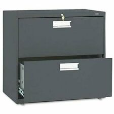 Hon 600 Series Standard Lateral File 30 X 193 X 284 Steel 2 X File