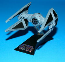 STAR WARS TIE-INTERCEPTOR TITANIUM SERIES DIE-CAST LOOSE COMPLETE