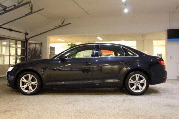 Audi A4 2,0 TFSi 190 Sport S-tr. - billede 1