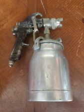 Vintage Binks Model 18 Paint Spray Gun With Cup B91