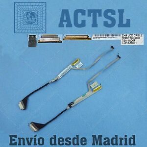 Cable De Video Lcd Flex Para Acer Dd0zh9lc000 Sqrbhtfg-07224420-713974351