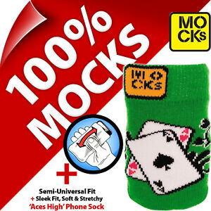 Mocks-Playing-Card-Mobile-Phone-MP3-Sock-Case-Cover-Sleeve-for-iPhone-4S-5-5S-SE