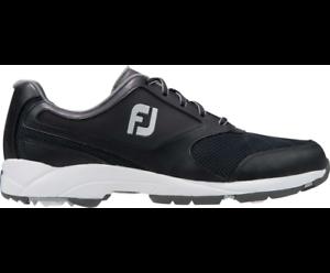 FootJoy-Athletics-Men-039-s-Golf-Shoes-Black-Size-Wide-Shoe