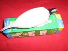 1 LAMPADINA BASSO CONSUMO LAMPADA COLPO SOFFIO DI VENTO E14 11 W BIANCO FREDDA