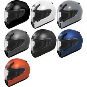 Shoei RF-SR Full Face Snell/DOT Motorcycle Street Helmet -Pick Size & Color